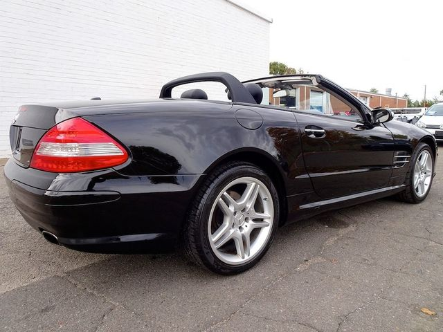 2008 Mercedes-Benz SL550 V8 Madison, NC 2