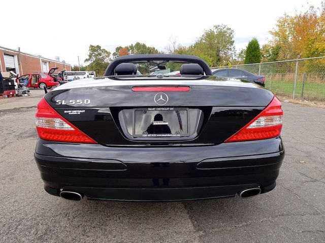 2008 Mercedes-Benz SL550 V8 Madison, NC 3
