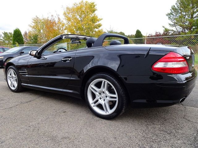2008 Mercedes-Benz SL550 V8 Madison, NC 4