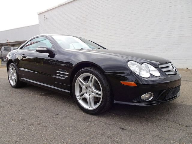 2008 Mercedes-Benz SL550 V8 Madison, NC 7