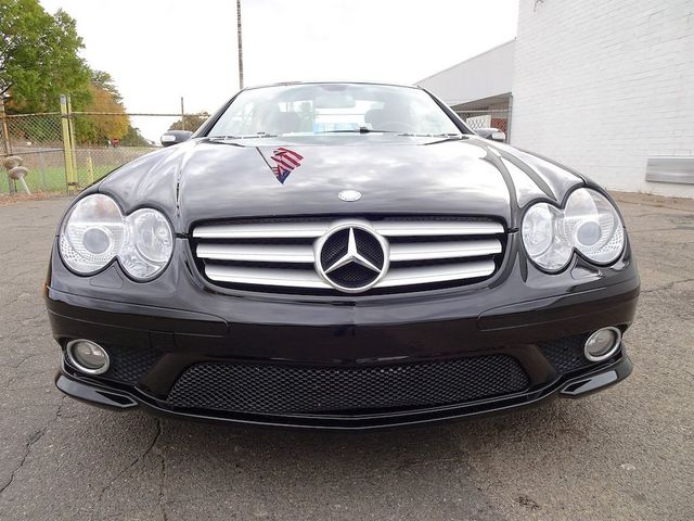 2008 Mercedes-Benz SL550 V8 Madison, NC 8
