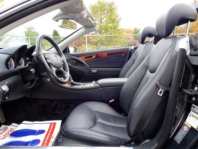 2008 Mercedes-Benz SL550 V8 Madison, NC 34