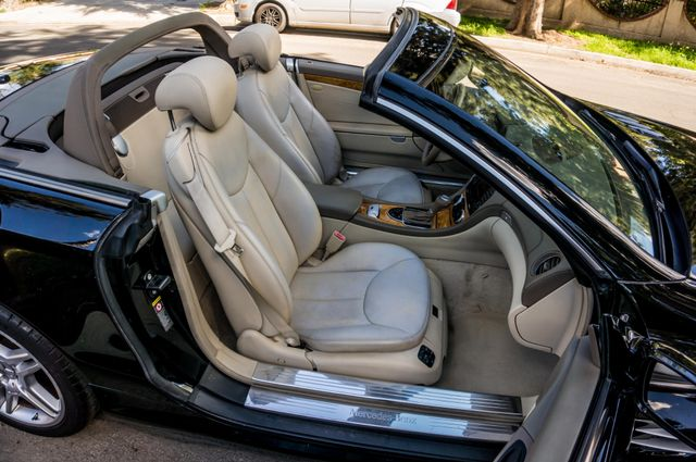 2008 Mercedes-Benz SL550 V8 Reseda, CA 34