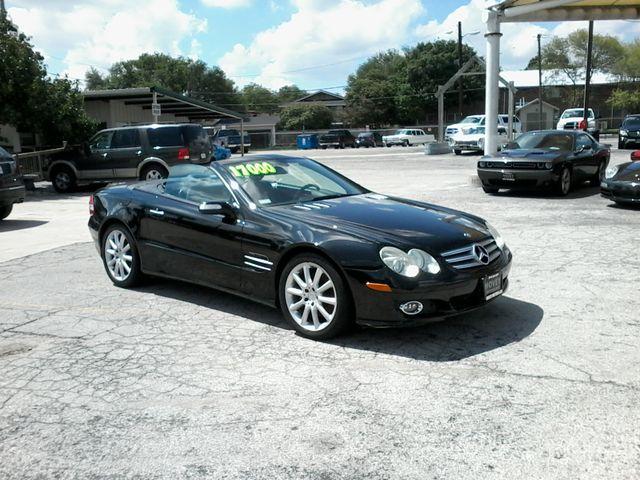 2008 Mercedes-Benz SL550 V8 San Antonio, Texas 1