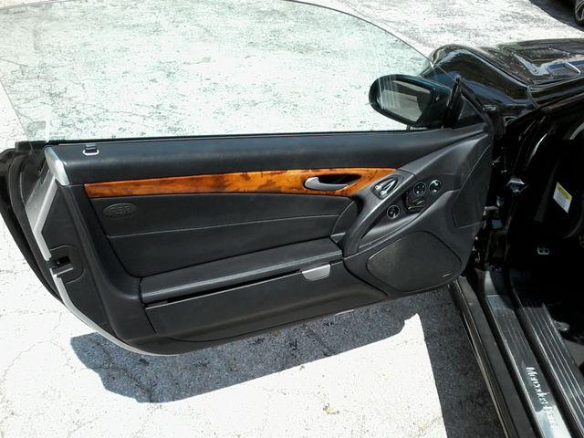 2008 Mercedes-Benz SL550 V8 San Antonio, Texas 17