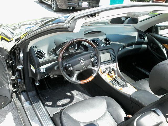 2008 Mercedes-Benz SL550 V8 San Antonio, Texas 19