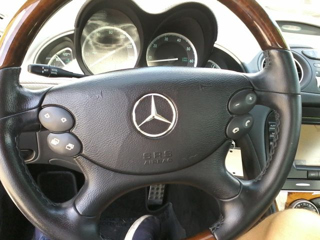 2008 Mercedes-Benz SL550 V8 San Antonio, Texas 22