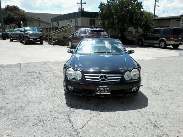 2008 Mercedes-Benz SL550 V8 San Antonio, Texas 2