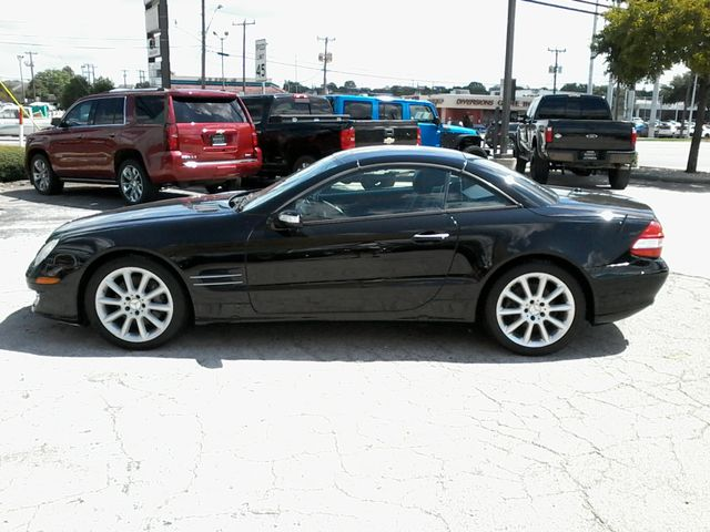 2008 Mercedes-Benz SL550 V8 San Antonio, Texas 9