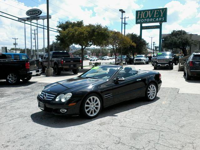 2008 Mercedes-Benz SL550 V8 San Antonio, Texas 3