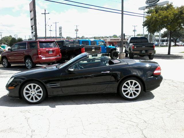 2008 Mercedes-Benz SL550 V8 San Antonio, Texas 4