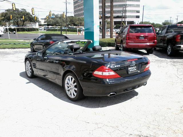 2008 Mercedes-Benz SL550 V8 San Antonio, Texas 5