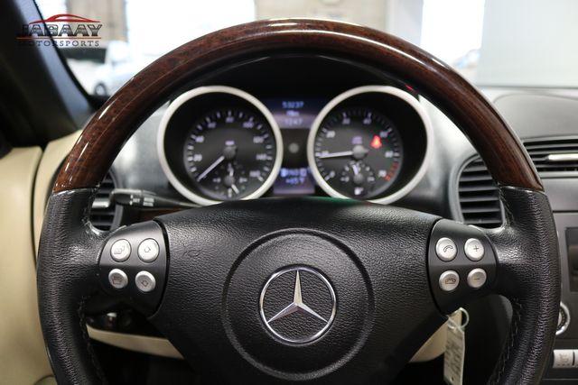 2008 Mercedes-Benz SLK280 3.0L Merrillville, Indiana 15
