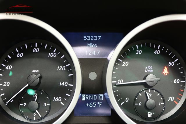 2008 Mercedes-Benz SLK280 3.0L Merrillville, Indiana 16