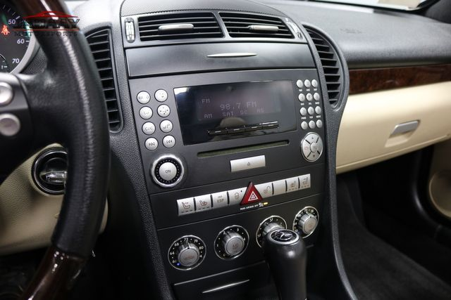 2008 Mercedes-Benz SLK280 3.0L Merrillville, Indiana 17