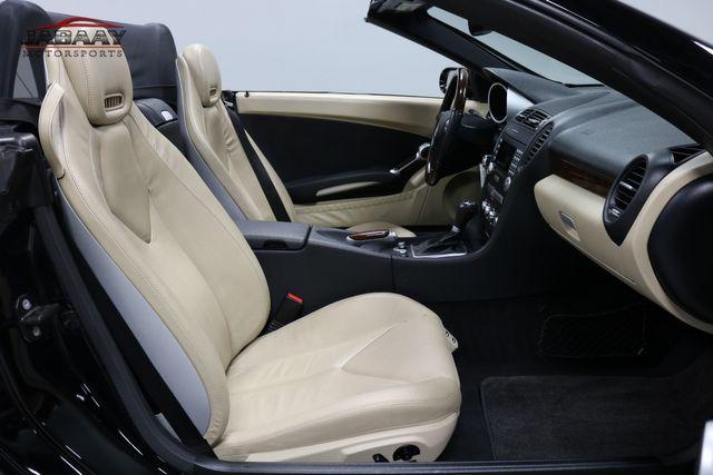 2008 Mercedes-Benz SLK280 3.0L Merrillville, Indiana 13