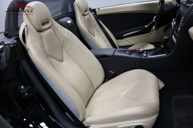2008 Mercedes-Benz SLK280 3.0L Merrillville, Indiana 12