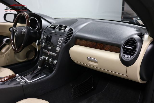 2008 Mercedes-Benz SLK280 3.0L Merrillville, Indiana 14