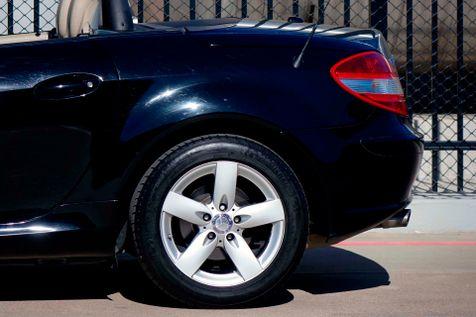 2008 Mercedes-Benz SLK280 3.0L* Leather* Convertible* EZ Finance**   Plano, TX   Carrick's Autos in Plano, TX