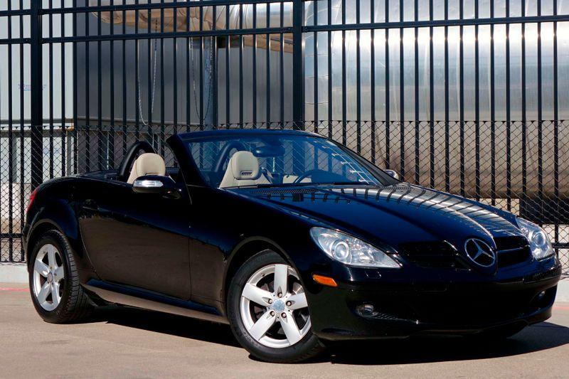 2008 Mercedes-Benz SLK280 3.0L* Leather* Convertible* EZ Finance**   Plano, TX   Carrick's Autos in Plano TX