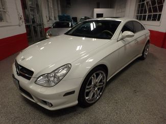 2008 Mercedes Cls550 5.5l HEATED/COOLED SEATS, STUNNING & READY TO GO!~ Saint Louis Park, MN 9