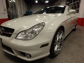 2008 Mercedes Cls550 5.5l HEATED/COOLED SEATS, STUNNING & READY TO GO!~ Saint Louis Park, MN 23