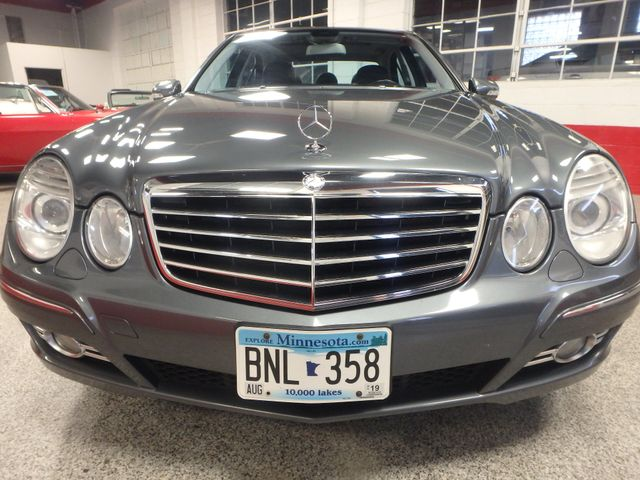 2008 Mercedes E350 4-Matic LOW MILE STAR! WINTER READY! Saint Louis Park, MN 19