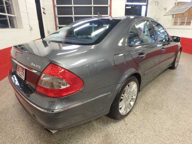 2008 Mercedes E350 4-Matic LOW MILE STAR! WINTER READY! Saint Louis Park, MN 10