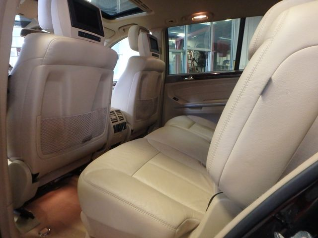 2008 Mercedes Gl550 4-Matic DVD, B/U CAMERA, 3RD ROW SEATS. Saint Louis Park, MN 2