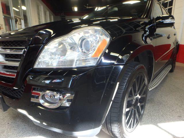 2008 Mercedes Gl550 4-Matic DVD, B/U CAMERA, 3RD ROW SEATS. Saint Louis Park, MN 23
