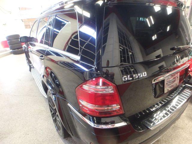2008 Mercedes Gl550 4-Matic DVD, B/U CAMERA, 3RD ROW SEATS. Saint Louis Park, MN 9