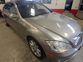 2008 Mercedes S550 4-Matic Beyond Loaded, Double Roof, Night Vision Camera Saint Louis Park, MN 40