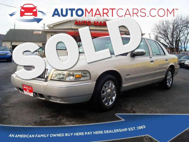 2008 Mercury Grand Marquis LS | Nashville, Tennessee | Auto Mart Used Cars Inc. in Nashville Tennessee