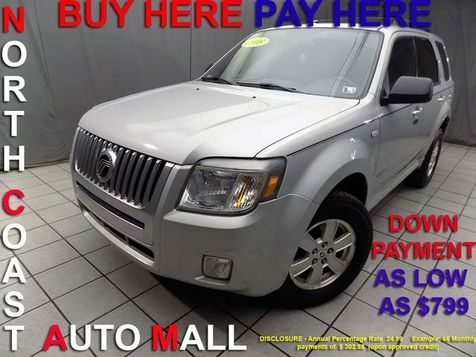 2008 Mercury Mariner As low as $799 DOWN in Cleveland, Ohio