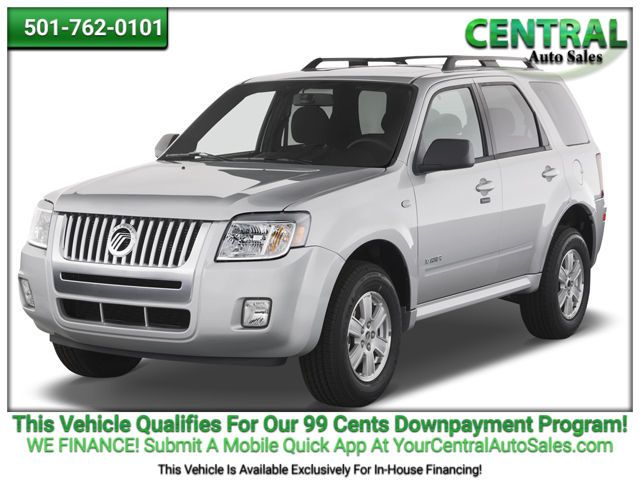 2008 Mercury Mariner Premier | Hot Springs, AR | Central Auto Sales in Hot Springs AR
