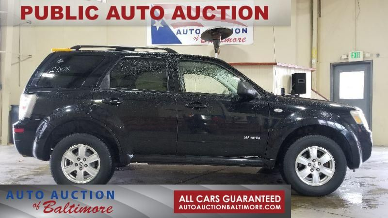 2008 Mercury Mariner  | JOPPA, MD | Auto Auction of Baltimore  in JOPPA MD