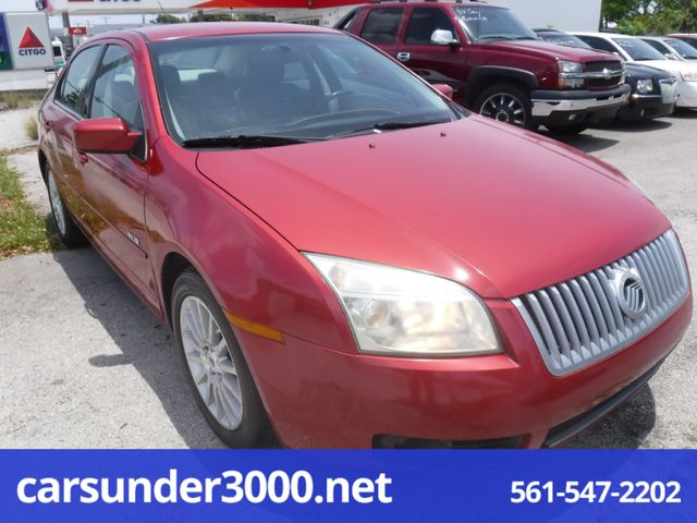 2008 Mercury Milan Premier Lake Worth , Florida 0