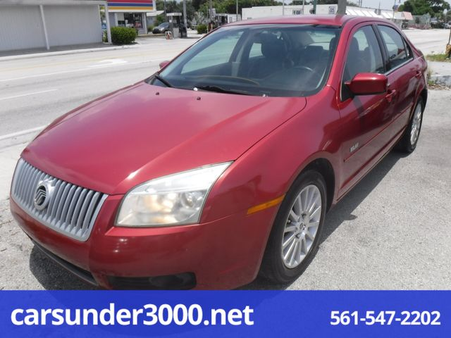 2008 Mercury Milan Premier Lake Worth , Florida 1