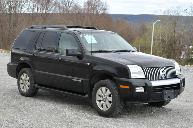 2008 Mercury Mountaineer AWD Naugatuck, Connecticut 8