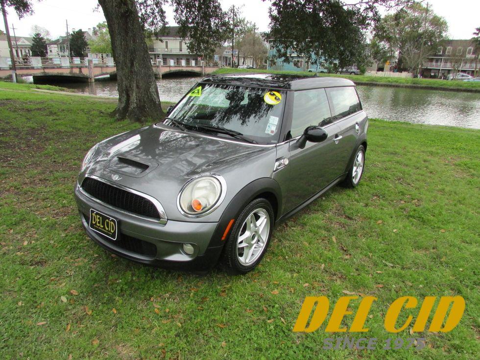 2008 Mini Clubman S New Orleans Louisiana Del Cid Auto Sales Inc