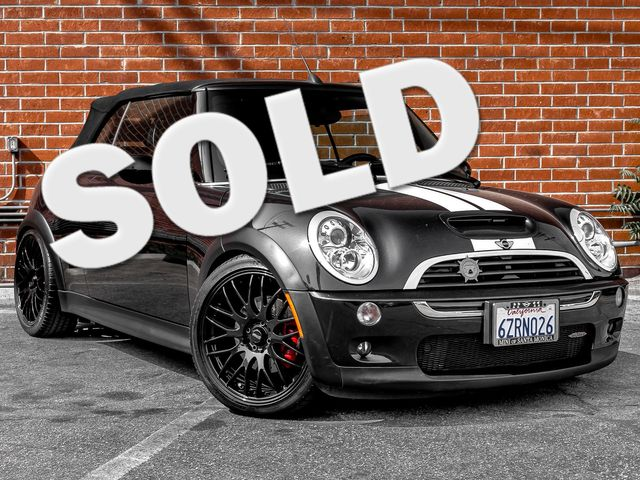 2008 Mini Convertible S Burbank, CA 2