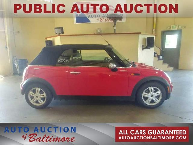 2008 Mini Convertible in JOPPA MD
