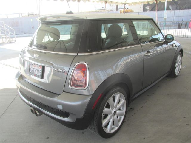 2008 Mini Hardtop S Gardena, California 2