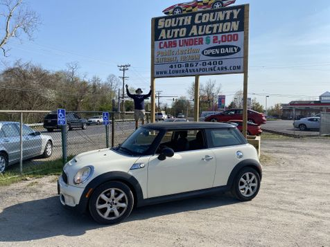 2008 Mini Hardtop S in Harwood, MD