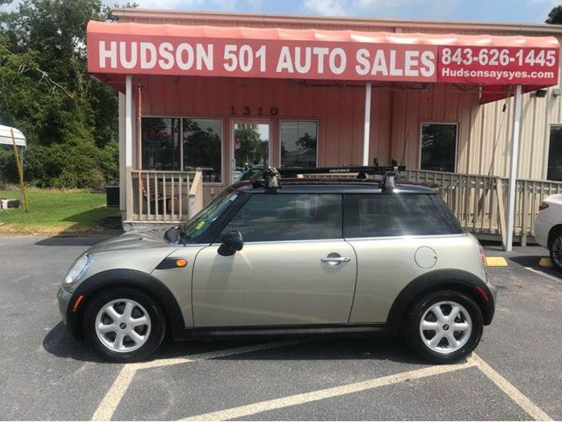 2008 Mini Hardtop Base | Myrtle Beach, South Carolina | Hudson Auto Sales in Myrtle Beach South Carolina