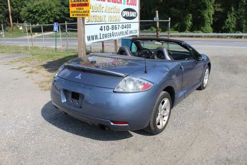 2008 Mitsubishi Eclipse GS  city MD  South County Public Auto Auction  in Harwood, MD