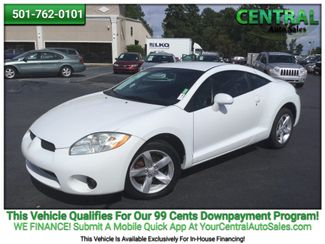 2008 Mitsubishi Eclipse GS | Hot Springs, AR | Central Auto Sales in Hot Springs AR