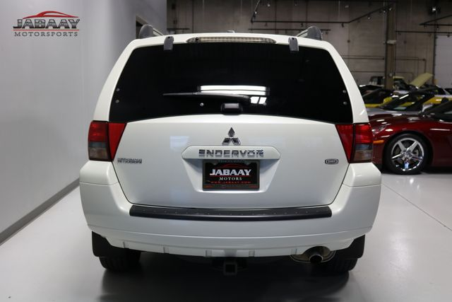 2008 Mitsubishi Endeavor SE Merrillville, Indiana 3