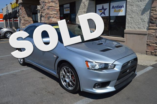 Wonderful 2008 Mitsubishi Lancer Evolution MR | Bountiful, UT | Antion Auto |  Bountiful UT 84010