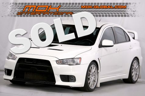 2008 Mitsubishi Lancer Evolution GSR - Only 39K miles in Los Angeles
